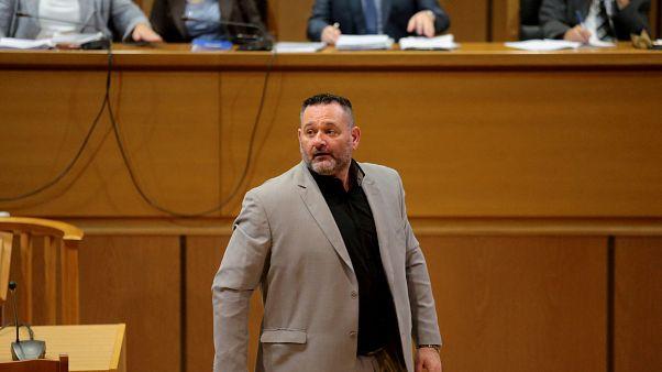 Elveszítheti mandátumát a görög szélsőjobb EP-képviselője