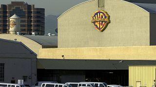 Warner Bros şirketinin Burbank'taki stüdyoları