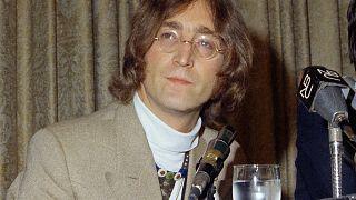 John Lennon, le 28 août 1971