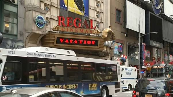 Cines Regal en Estados Unidos
