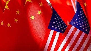 تنش میان چین و آمریکا