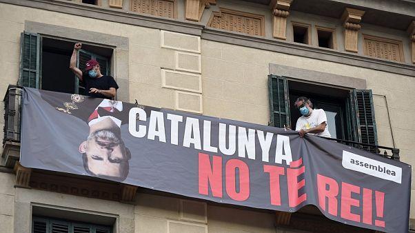Ο βασιλιάς Φελίπε στη Βαρκελώνη