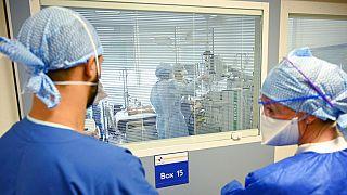 Krankenhaus in Marseille