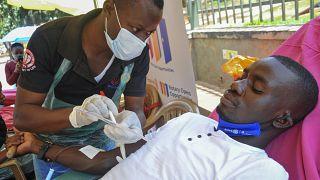 Pénurie de sang en Ouganda
