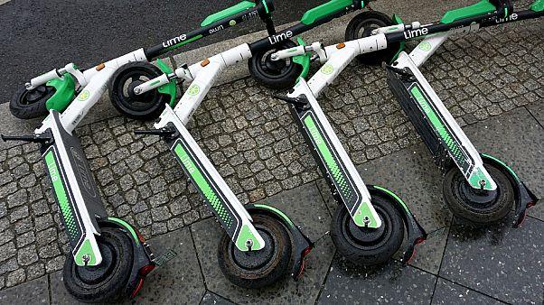 دراجات سكوتر الكهربائية