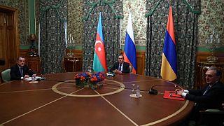 Berg-Karabach Gespräche in Moskau