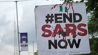 Two killed as Nigerians rally against police brutality