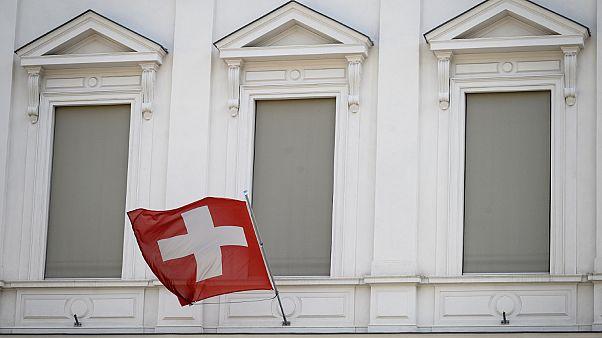 مبنى رسمي في سويسرا