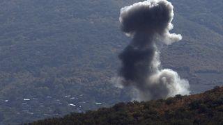 بعد قصف أذري استهدف إحدى مناطق إقليم ناغورني قره باغ