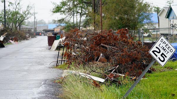 Esta sería la cuarta tormenta que golpea a Luisiana en 2020.