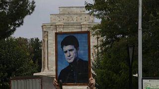محمدرضا شجریان به خاک سپرده شد
