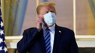 دونالد ترامپ میگوید دیگر دارویی برای درمان کرونا مصرف نمیکند