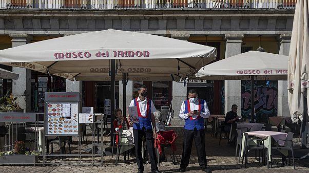 Εστιατόριο στην Ισπανία