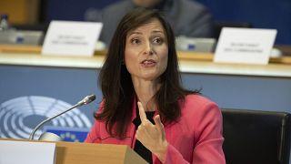 H Επίτροπος Μαρίγια Γκάμπριελ