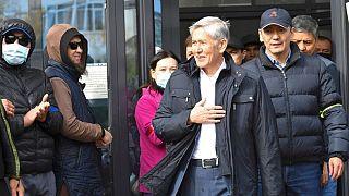 الماسبیگ آتامبایف، رئیس جمهوری پیشین قرقیزستان