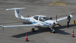 طائرة سياحية من نوع DA40