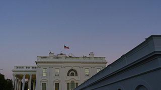 Donald Trumps Amtssitz in Washington