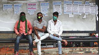 Koronavírus: meghaladta a fertőzöttek száma a 7 milliót Indiában