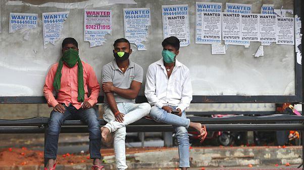 Indien: Mehr als 7 Millionen Corona-Infizierte