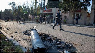 قصف أرميني على أذربيجان يوقع قتلى