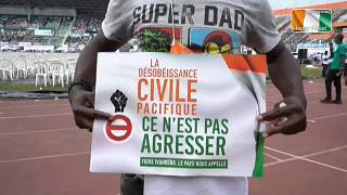 Côte d'Ivoire: Opposition Joined Forces at an Anti-Ouattara Rally