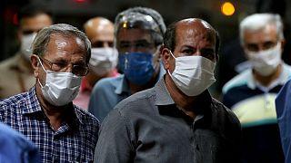 رکورد مرگ و میر روزانه در ایران بار دیگر شکسته شد