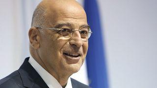 Ο υπουργός Εξωτερικών της Ελλάδας, Νίκος Δένδιας