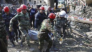 Azerbaycan: Ermenistan'ın Gence saldırısı soykırım eylemidir