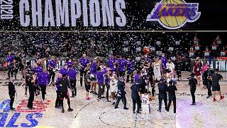 """Лейкерс"" - 17-кратный чемпион НБА"