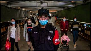 اكتشاف 6 حالات جديدة في مدينة صينية
