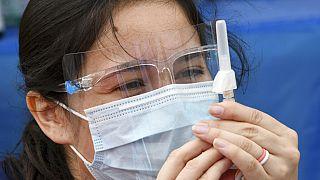Франция начинает вакцинацию от гриппа