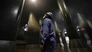 Gros plan sur le réservoir de Kasukabe, un système anti-inondation aux dimensions gigantesques