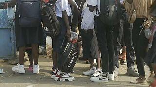 Rentrée des classes en RDC