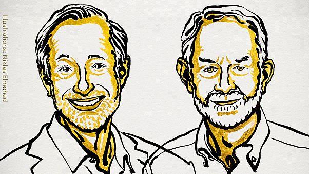 I due economisti premiati con il Nobel nel 2020
