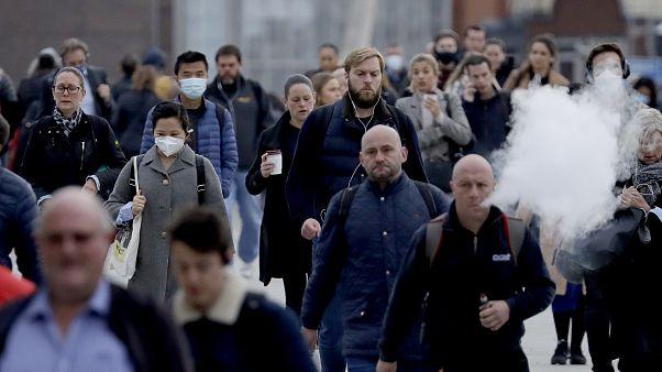 Британский премьер объявит о новых мерах по борьбе с коронавирусом