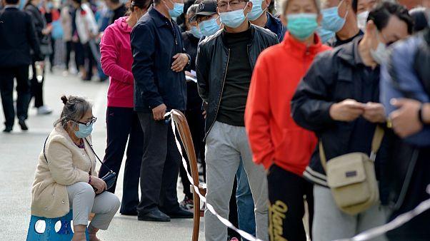 Çin'de 9 milyonluk kentte koronavirüs testi yapılacak