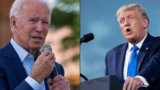 Joe Biden ve Donald Trump