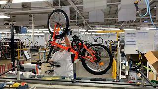 Portugal foi o maior produtor de bicicletas em 2019