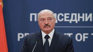Belarus Devlet Başkanı Lukaşenko
