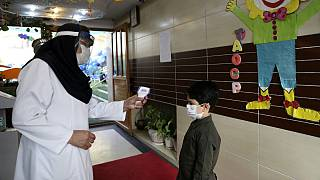 بازگشایی مدارس در ایران