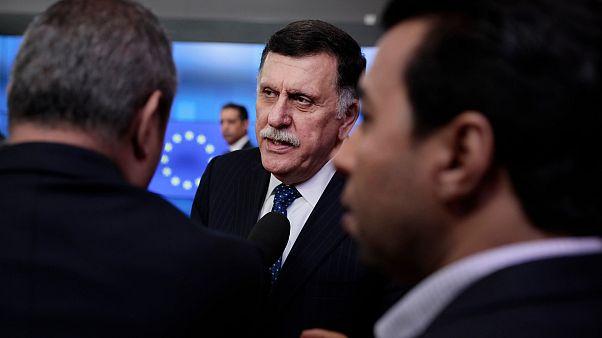 BM destekli Libya Ulusal Mutabakat Hükümeti lideri Fayiz Serrac