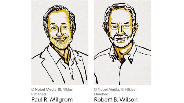 2020 Nobel Ekonomi Ödülü sahipleri
