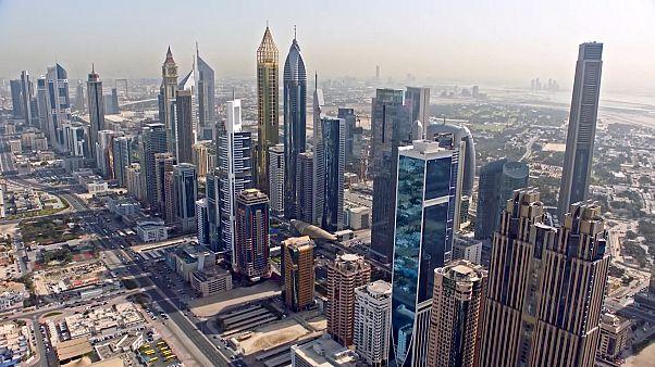 Üzlet, felhőkarcolók és szórakozás: ime, a jövő kerülete Dubajban