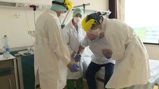 В Бельгии отмечена резкая вспышка коронавирусной инфекции