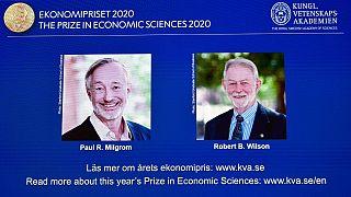 برندگان جایزه نوبل اقتصاد ۲۰۲۰