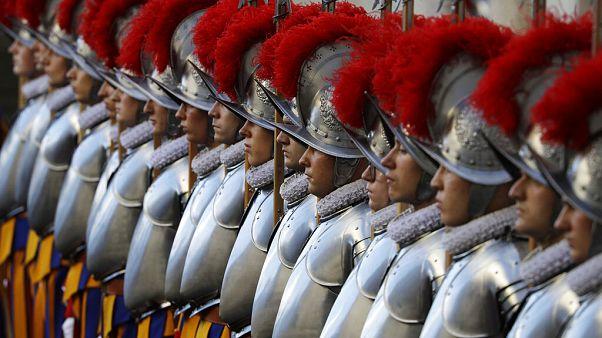 Svájci Gárdisták