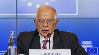 مسؤول السياسة الخارجية في الاتحاد الأوروبي جوزيب بوريل