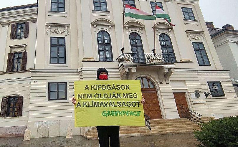fotó: Dobos Balázs / Greenpeace