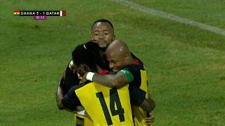Ghana trounces Qatar in international friendly