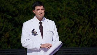شون كونلي طبيب البيت الأبيض